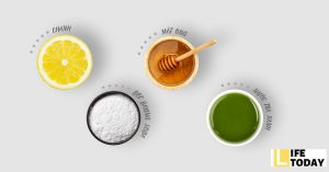 tẩy trang từ trà xanh