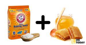 mật ong làm sạch da